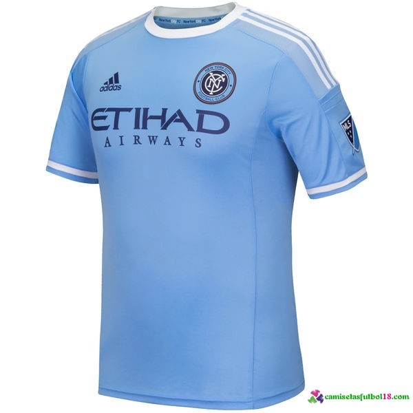 Camiseta 1ª Kit New York City 2016 2017